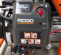 Liberty Tool Rental Generators RIDGID PC 2)